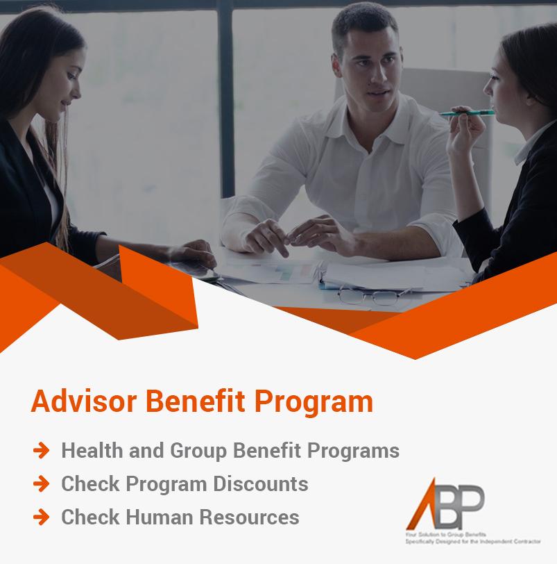 Advisor Benefit Plan