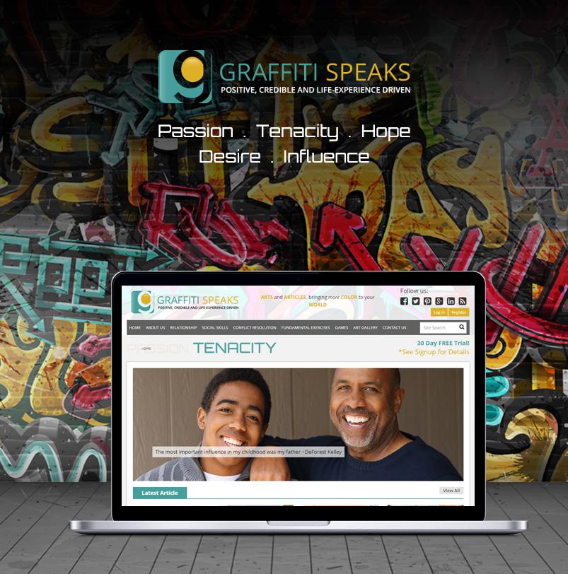 Graffiti Speaks