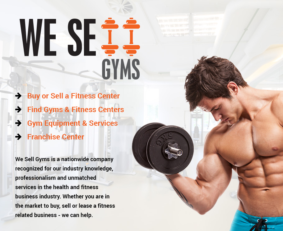 We Sell GYMS
