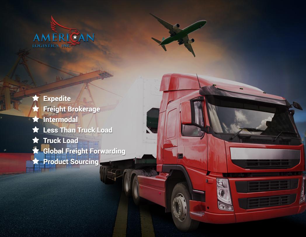 American Logistics Inc
