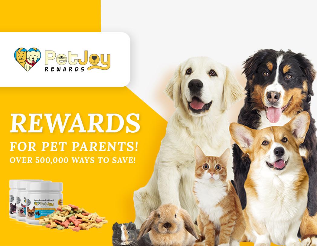 Pet Joy Rewards