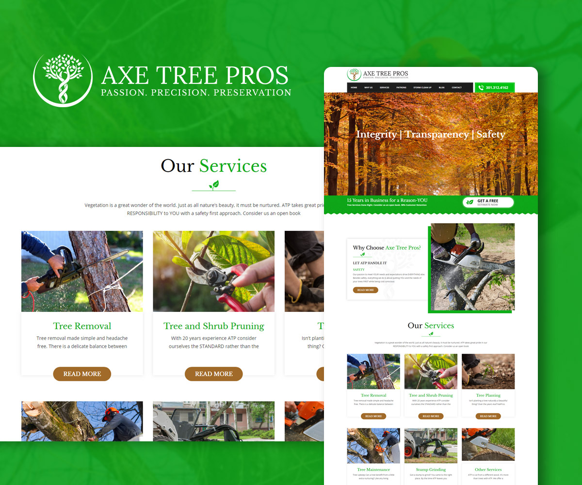 Axe Tree Pros