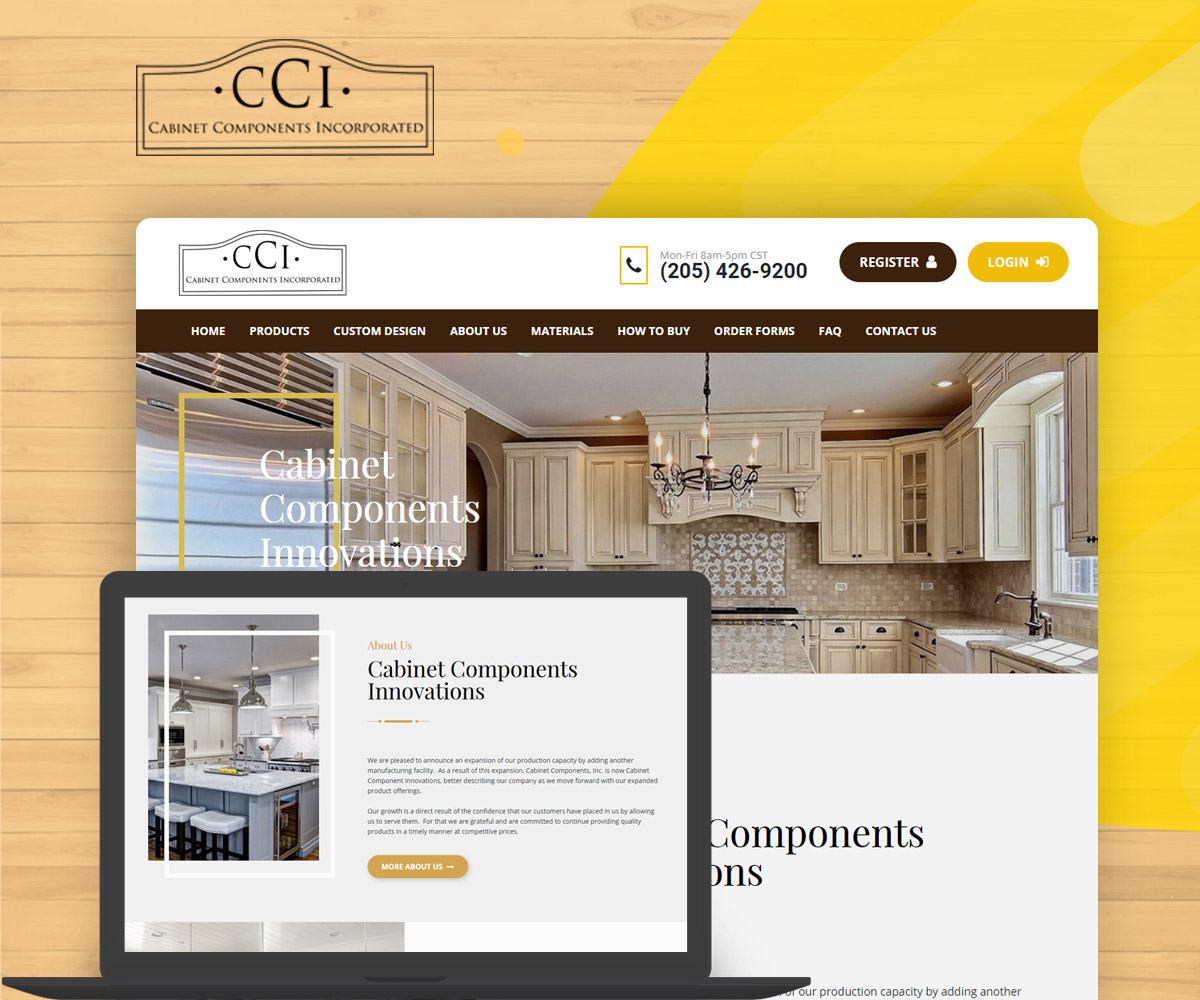 Cabinet Components Innovations